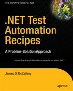.NET Test Automation Recipes